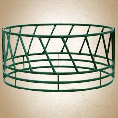 Behlen 2 Piece Heavy Duty Hay Ring Feeder