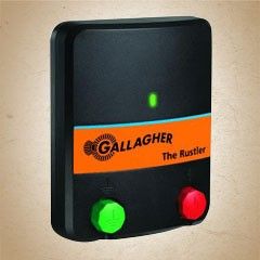 Gallagher Rustler 110-Volt Energizer