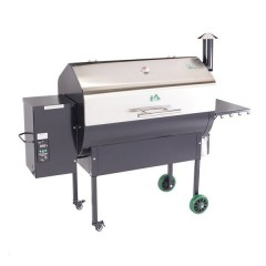 Green Mountain Jim Bowie Stainless Steel Pellet Grill & Smoker