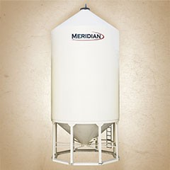 Meridian Smoothwall Multi-Purpose Fertilizer Bins
