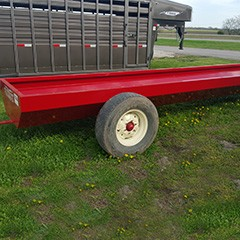 Patriot Portable Feed Bunks