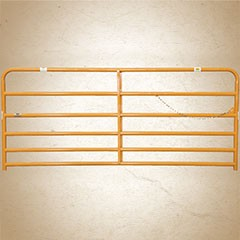 Sioux 1.66 inch Victory 6 Bar Gate (50 inch height)