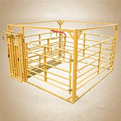 Sioux Calving Pen Care System