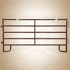 Sioux Hi-Country 5 bar Corral Panel (60 inch height)