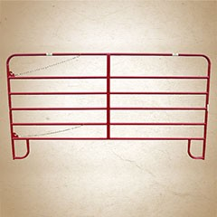 Sioux Medium Duty 6 bar Cattle Panel (62 inch height)