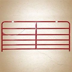 Sioux Red Guardian 6 bar Gate (50 inch height)