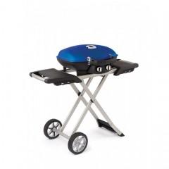 Napoleon Blue Portable Propane Cart Grill